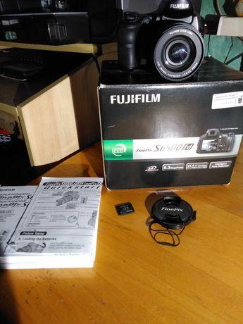 Kamera FujiFilm Finepix S6500fd
