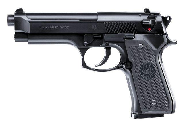 Страйкбольный пистолет BERETTA M9 Umarex (Германия), страйкбол Airsoft