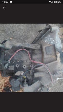 Caixa de velocidades seat Punto 1.700 turbo