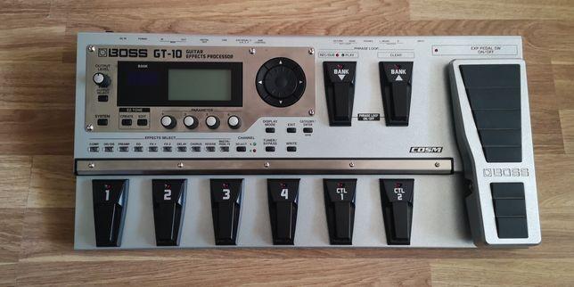 BOSS GT-10 Multiefekt gitarowy