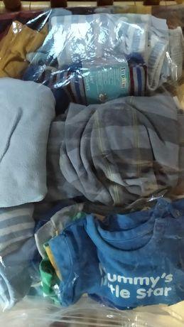 Ubrania chłopięce, 62-68 cm, 2-6 m-cy