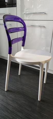 Krzesła nowoczesne Miss Bibi - komplet 6szt.