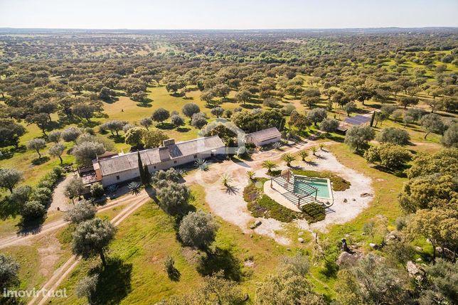 Propriedade de 17,3 ha com 4 villas com piscina privativa | Vimieiro