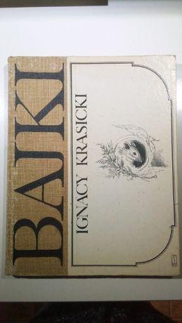 Bajki,Ignacy Krasicki rok 1974