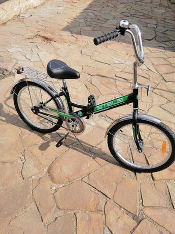 Велосипед фирмы Стелс