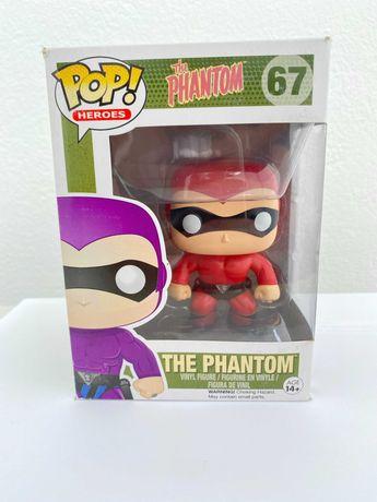 Figura Funko Pop Heroes 67 The Phantom Red