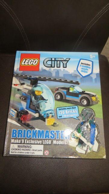 Конструктор LEGO City 9 в 1, полицейские машины, вертолет, от 5 лет