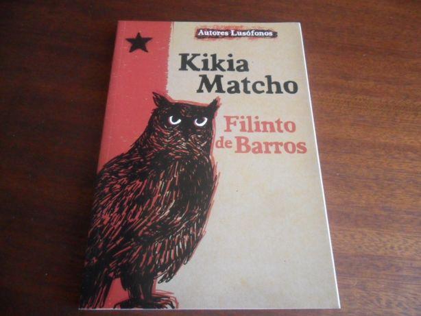 """Kikia Matcho"" de Filinto de Barros"