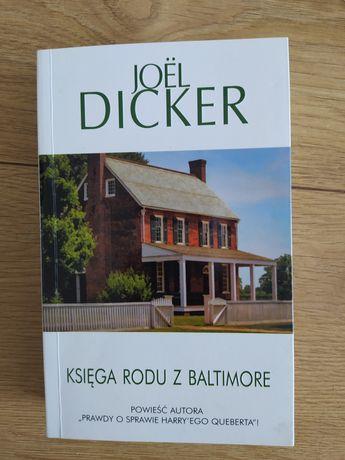 Księga rodu z baltimore - Joel Dicker