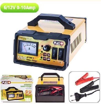 Зарядное устройство 10А Pulso ВС-12610 импульсное