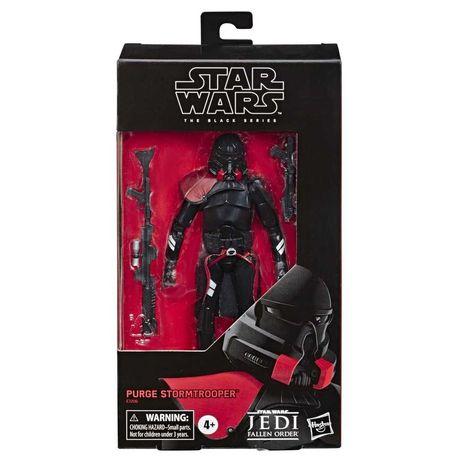 Habro Star Wars Black Series Purge Stormtrooper figura