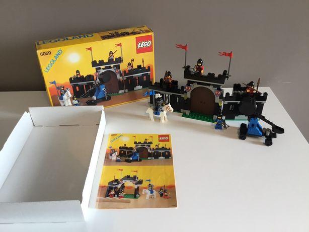 Lego Castle 6059 + pudełko + instrukcja, klasyk.