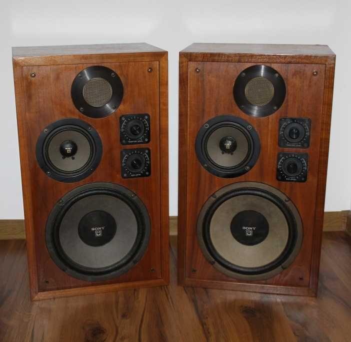 SONY SS-7200 Kolumny głośniki audiofilskie hi-end vintage Wysyłka