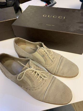 Туфли (лоферы) Gucci 38,5