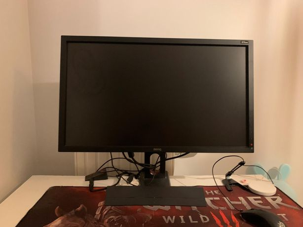Monitor BenQ ZOWIE XL2720 z przelacznikiem S-Switch