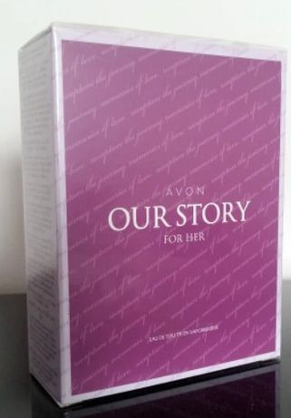 OUR STORY for her - - UNIKAT!!!