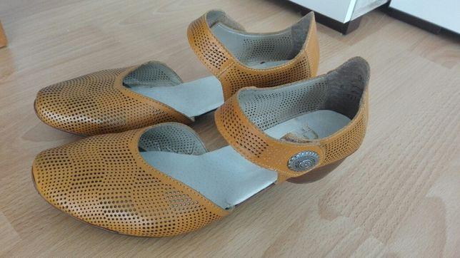 Buty półbuty damskie Rieker