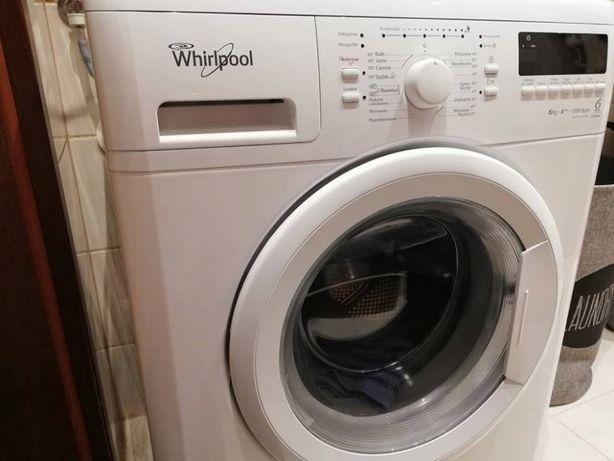 Uszkodzona pralka WHIRLPOOL AWO/C 61001 PS lub na części