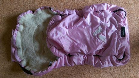 Śpiworek zimowy Zaffiro