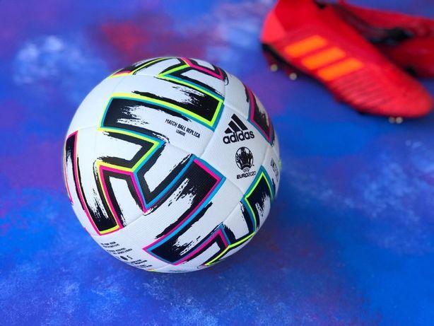 Мяч футбольный Adidas Uniforia  Euro 2020