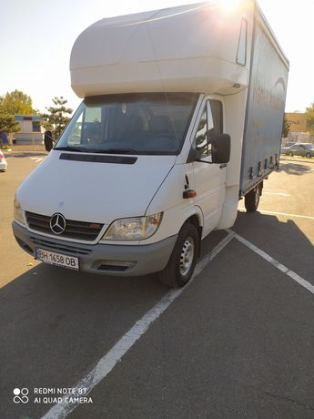 Mercedes- Benz Sprinter 2.2,2005