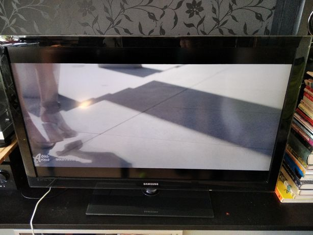 Używany Telewizor Samsung LE46C630