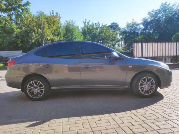 Hyundai Elantra. Хюндай Элантра