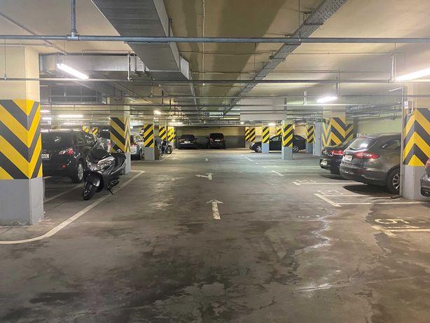 Miejsce parkingowe w garażu ul. Sierpińskiego OD ZARAZ
