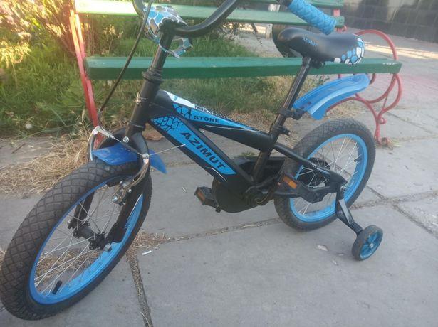 """Дитячий велосипед AZIMUT 16"""""""