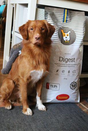 HUSSE Digest 2kg, 7kg, 12,5kg - karma hipoalergiczna jagnięcina