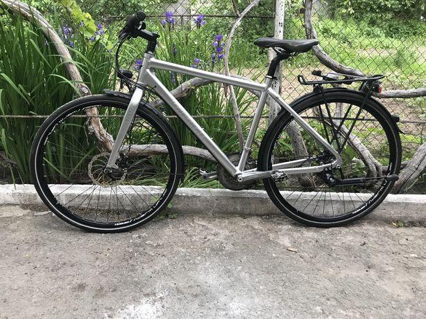 Велосипед kalkhoff endeavour fitness 28 колеса