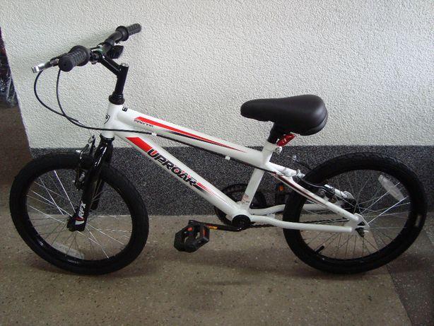 Rower rowerek chłopięcy dziewczęcy Nowy Dirt 18 Uproar