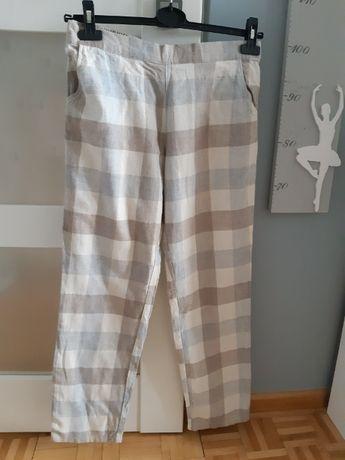 Spodnie ciążowe, piżama Etam M