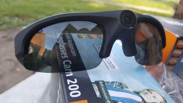 Okulary z kamerka
