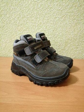 Продам демисезонные ботинки фирмы Northland на мальчика 28 размер 17