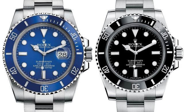 Часы Rolex Submariner 40mm (ETA 2832) Премиум качество! ААА