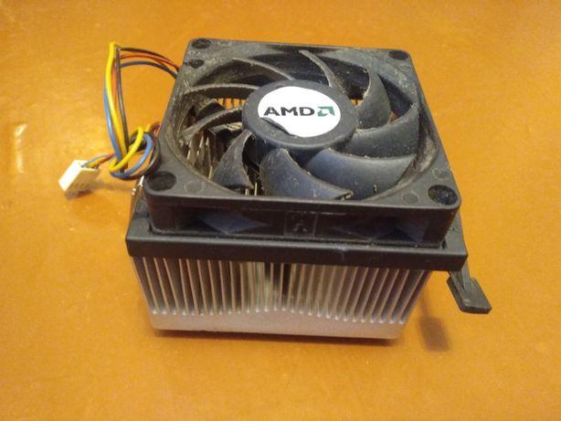 Процесор cpu Athlon X2 2,3ГГц з охолодженням