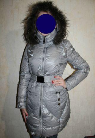 Новый пуховик, куртка, пальто Elisabetta Franchi Celyn B