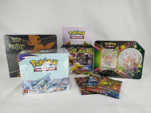 Cartas Pokémon TCG   Booster Packs, Tins, ETB´s e mais...   Descontos