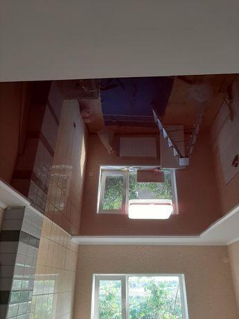 Натяжные потолки 150грн