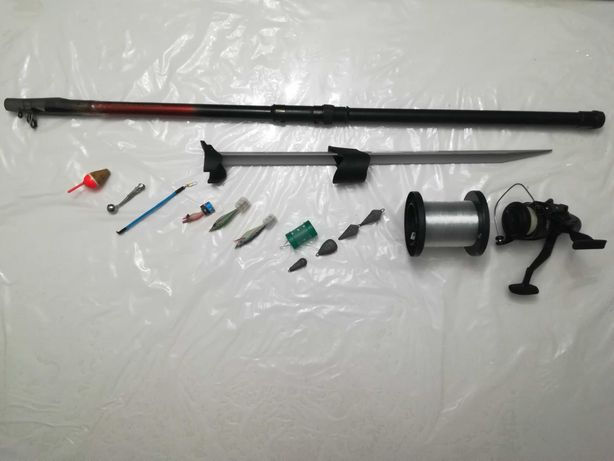 Pesca - Conjunto com Vários itens - kit 3