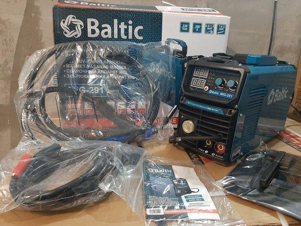Сварочный инверторный полуавтомат Baltic MIG-291 (+MMA) Прибалтика