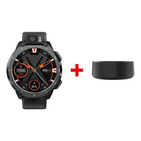 Kospet Optimus 2 smartwatch z Androidem! 4GB/64GB + obrot. kamera 13MP