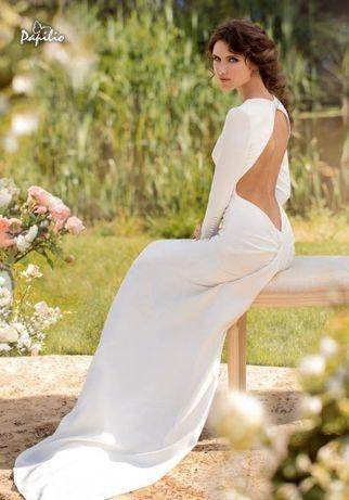 Hollywood'zka Suknia Ślubna