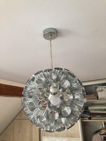 Lampa wisząca sufitiwa nowa plus żarówka ledowa