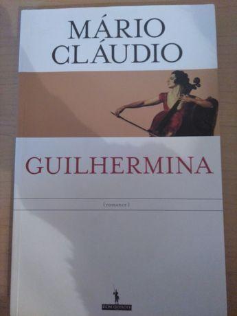 """""""Guilhermina"""" de Mário Cláudio"""