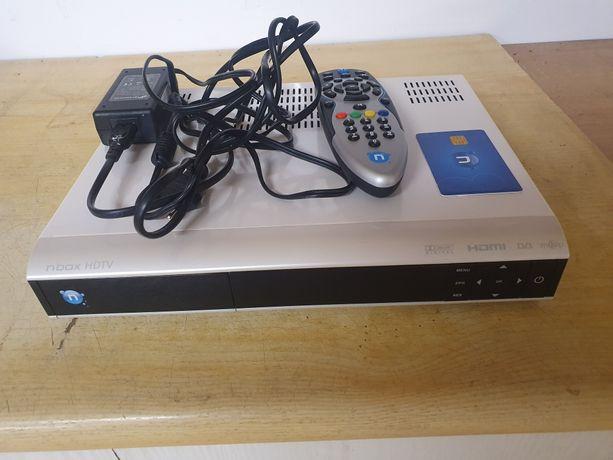 NBOX HDTV z Enigma2 oraz karta Tnk