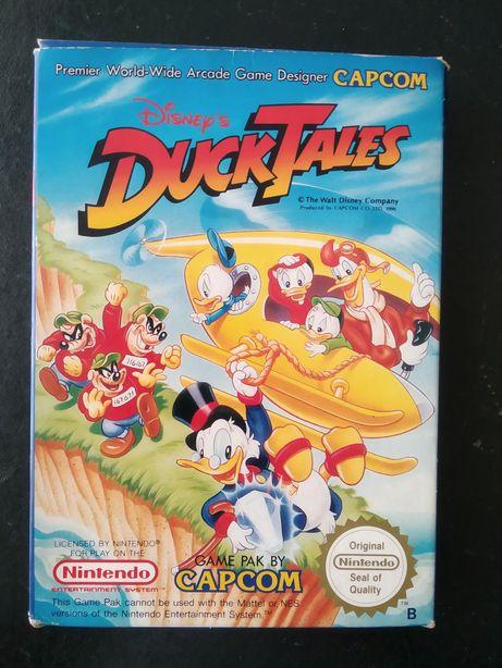 Duck Tales - Nintendo Entertainment System