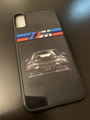 Etui case Bmw M Apple Iphone Xs/X nowe