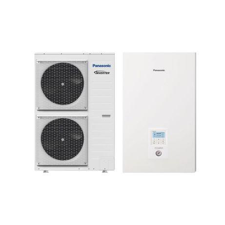 Pompa ciepła Panasonic T-CAP 9 kW - fachowe doradztwo i montaż